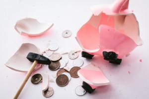 退職時の貯金額